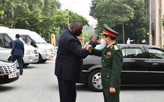 Việt - Mỹ kỳ vọng tiếp đà hợp tác