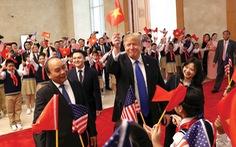 Nước Mỹ trở lại Đông Nam Á