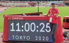 11h16 sáng nay, 31-7: Quách Thị Lan đua với vận động viên số 1 thế giới