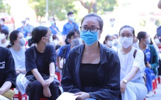 Đà Nẵng xét nghiệm gần 13.000 thí sinh thi tốt nghiệp THPT