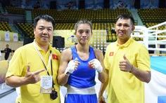Võ sĩ boxing Nguyễn Thị Tâm giành vé đến Olympic Tokyo 2021