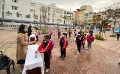 Sở GD-ĐT Hà Nội đề nghị cho học sinh đi học lại từ ngày 10-7