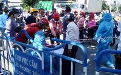 Dịch COVID-19 ngày 6-7: Người dân Nghệ An không phải xét nghiệm COVID-19 khi ra vào TP Vinh