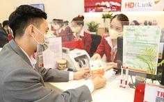 HDBank chia cổ tức tỉ lệ 25%