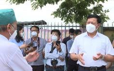 Thứ trưởng Bộ Y tế nói gì về việc Phú Yên đề nghị cho cách ly F1 tại nhà?