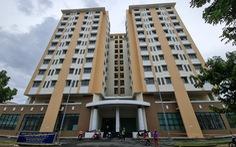 Chung cư đầu tiên ở TP.HCM chuyển thành bệnh viện điều trị COVID-19 với 2.500 giường