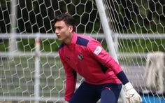 Văn Lâm bắt chính ở AFC Champions League trong trận Cerezo Osaka thắng Guangzhou 5-0