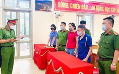 Bắt cựu phó chánh văn phòng Huyện ủy Sông Mã