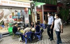 Phó chủ tịch Hà Nội 'bắt quả tang' nhiều hàng quán vẫn phục vụ khách sau 21h