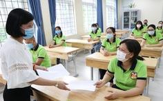 39 tỉnh thành có thí sinh ảnh hưởng dịch COVID-19 dự kiến thi tốt nghiệp THPT đợt 2