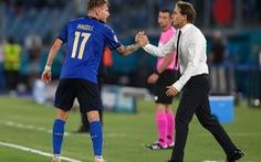 HLV Mancini 'dự báo' Immobile sẽ quyết định trận bán kết giữa Ý với Tây Ban Nha