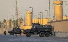 Hệ thống phòng không C-RAM của Mỹ tại Iraq bắn hạ máy bay chất đầy bom