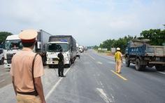 Bình Thuận dừng tất cả chốt kiểm soát dịch trên quốc lộ từ 0h ngày 17-10
