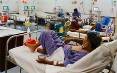 Chuyển viện mùa dịch, bệnh nhân chạy thận lao đao
