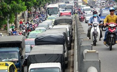 Đề xuất bỏ cấm xe tải 3,5 tấn vào nội đô để tăng vận chuyển hàng đến siêu thị