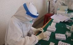 TP.HCM lập trung tâm xét nghiệm dã chiến 10.000 mẫu mỗi ngày