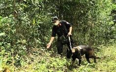 Hơn 300 cảnh sát bao vây khu vực hồ thủy lợi truy bắt nghi can giết mẹ vợ