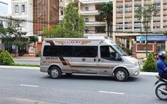 Dừng hoạt động xe hợp đồng, xe du lịch từ Cần Thơ đi Cà Mau