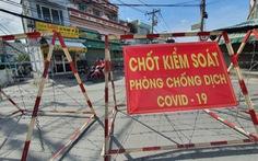 Phong tỏa khu phố 5, Linh Trung, Thủ Đức với hơn 13.000 dân do có 23 ca dương tính