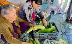 Bà con Quảng Trị, Quảng Bình gom bầu bí, gạo muối gửi Sài Gòn, người Sài Gòn cay khóe mắt