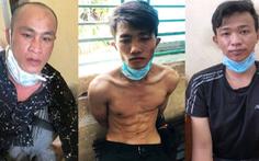 Cảnh sát đặc nhiệm bắt 'nóng' 3 kẻ cướp nghiện ma túy ở Bình Tân