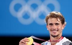 Đánh bại Khachanov, Zverev giành HCV quần vợt Olympic Tokyo