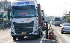 Lập nhóm Zalo hỗ trợ vận tải cho TP.HCM, Đồng Nai, Bình Dương, Long An