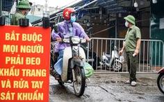 Hà Nội tìm người đến dãy hàng cá, thịt gà, rau ở chợ Vĩnh Thịnh