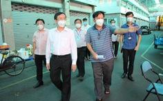 Kiểm tra an toàn phòng chống dịch, đảm bảo hoạt động của các đơn vị cung ứng dược phẩm