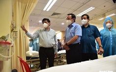 Bộ trưởng Bộ Y tế: 'Tôi tha thiết đề nghị y tế tư nhân cùng TP.HCM chống dịch'