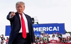 Ông Trump gây quỹ hơn 100 triệu USD trong 6 tháng