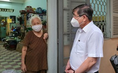 Chủ tịch Nguyễn Thành Phong cảm ơn người dân tự nguyện bảo vệ 'vùng xanh'
