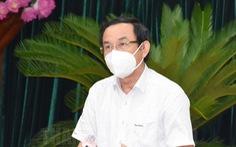 Bí thư Thành ủy TP.HCM Nguyễn Văn Nên: Sẽ xử lý đơn vị để lây nhiễm ở điểm tiêm
