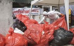 Thái Lan đau đầu với lượng rác tăng cao, phát hiện rác có dấu vết virus corona