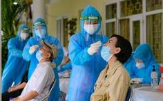 Hà Nội tiếp tục lấy mẫu xét nghiệm cho 1 triệu người là shipper, tiểu thương, công nhân...