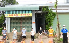 Bình Phước hỗ trợ hơn 80.000 người trong và ngoài tỉnh gặp khó khăn do dịch