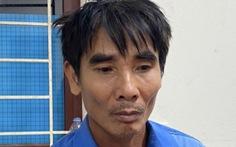 Bắt được kẻ cầm dao truy sát vợ chồng hàng xóm làm 2 người thương vong