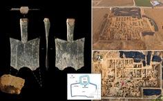 Phát hiện xưởng đúc tiền cổ nhất thế giới tại Trung Quốc