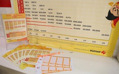 Vietlott phát hành trở lại xổ số Keno tại 40 tỉnh, thành phố