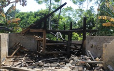 Triệu tập nữ sinh lớp 8 liên quan vụ hàng loạt nhà ở, nhà chứa rơm bị đốt