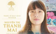 Nguyễn Thị Thanh Mai thắng giải Nghệ sĩ xuất sắc của The Factory
