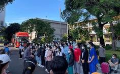80 cán bộ, sinh viên ĐH Y dược TP.HCM xung phong chống dịch tại Bà Rịa - Vũng Tàu