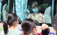 Hàng trăm y bác sĩ miền Trung, Tây Nguyên đi TP.HCM cứu bệnh nhân COVID-19