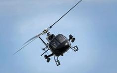 Trực thăng Mi-8 chở 16 người rơi ở Nga