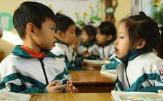 Bộ GD-ĐT: Học sinh lớp 1 theo chương trình mới đọc thông, viết thạo