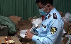 Kit xét nghiệm, bình tạo oxy nhập lậu từ Trung Quốc vào đến tận TP.HCM