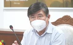 Chủ tịch UBND TP.HCM: Người dân ra đường đông, cân nhắc siết chặt giãn cách