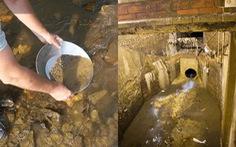Thành công trong chiết xuất vàng và bạch kim từ nước thải