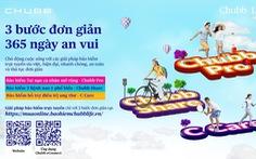 Chubb Life Việt Nam ra mắt hai giải pháp bảo vệ trực tuyến