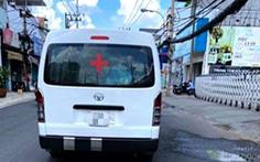 Xe cứu thương giả 'chặt chém' người bệnh, Sở GTVT đề nghị xử lý nghiêm